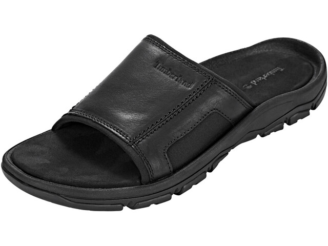 Timberland Roslindale Slide - Sandales Homme - noir